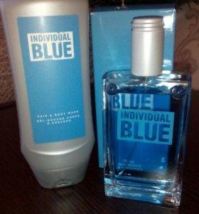 набор для мужчин Individual Blue
