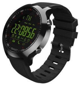 Умные часы EX18, новые, доставка в день заказа