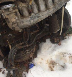 Двигатель Mercedes 126