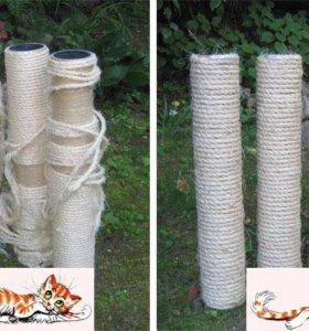 Ремонт когтеточек и игровых комплексов для кошек