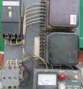 пульт управления для водозаборной скважины