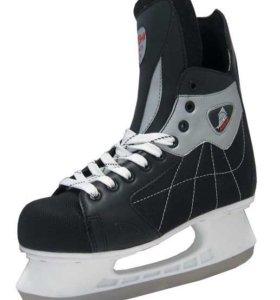 Хоккейные коньки Atemi Force 1.0