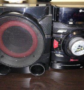Lg cm4550