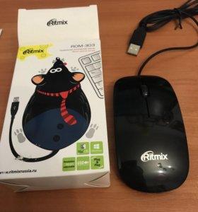 Мышка Ritmix новая
