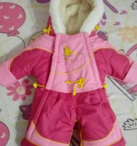 Дет.комбинезон(0-6 месяцев)