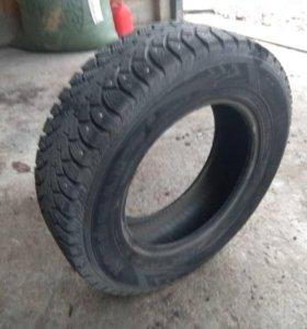 Зимние шипованные шины R-14
