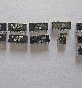 Микросхемы импортные