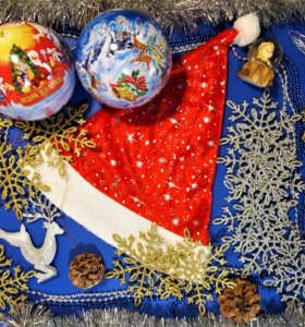 Украшения на Новый год и Рождество