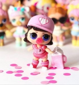 Кукла Lol Confetti Pop