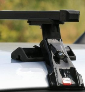 Багажник Интер Д-1 с квадратной дугой