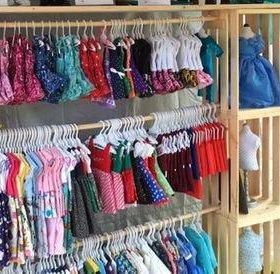 Платье для куклы Пупс, Паола Рейна, Барби и другие