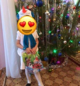 Новогодний костюм Снеговик ⛄️