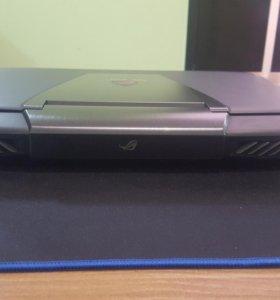 """Игровой зверь Asus Rog 17,3""""/i7/8gb/SSD/GTX"""
