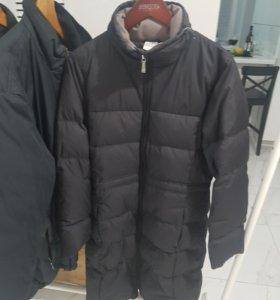Пухоаое пальто