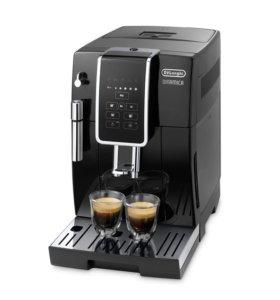 Новая кофемашина De'Longhi ECAM 350.15.B Dinamica