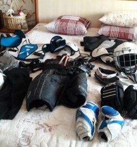 Экопировка для хоккея