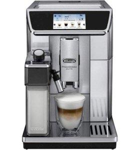 Новая кофемашина De'Longhi ECAM 650.75.MS