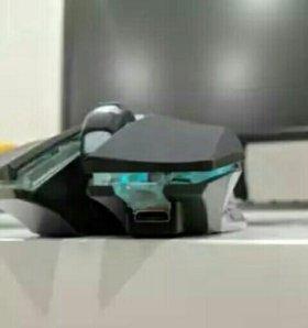 Беспроводная мышка на акомуляторе