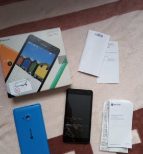 Телефон Nokia Lumia 535