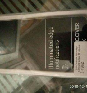Чехол-книжка Galaxy A8