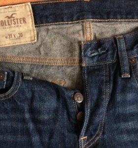 джинсы новые разм w 31 x L 30