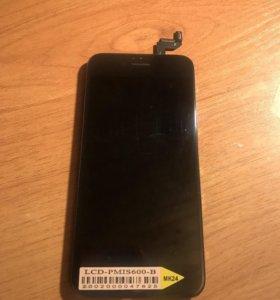 Дисплей (модуль) iPhone 6s чёрный