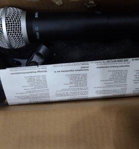 Микрофон беспроводной Shure BLX2/PG58