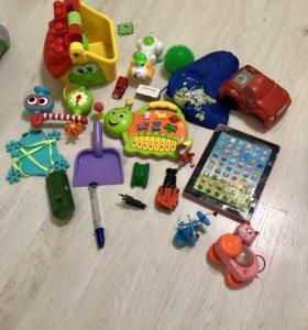 Игрушки (Талнах)