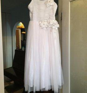Бальное платье на юную модницу
