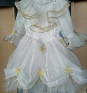 Новогодний костюм Звездочка