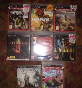 Игры PlayStation 3 PS3