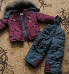 Зимний костюм 86 (+6)