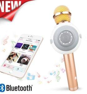 Беспроводной микрофон WS-878, новый, есть цвета