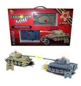 Танковый бой ДУ
