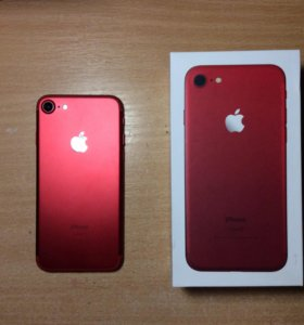 iPhone 7 (red product)
