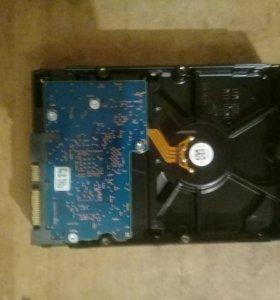 Жесткий диск Toshiba 500 гигабайт НОВЫЙ