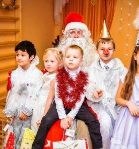 Дед Мороз и Снегурочка, Приморский район, выезд