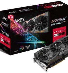Видеокарта ASUS AMD Radeon RX 580