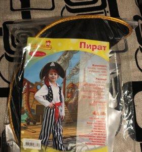 Новогодний костюм (Пират)