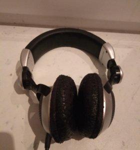 Студийные наушники Technics Panasonic RP-DJ1210