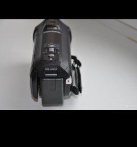 Видеокамера panasonic hc-v 760 black