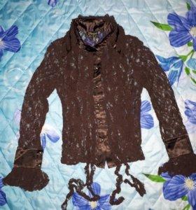 Блузка -рубашка
