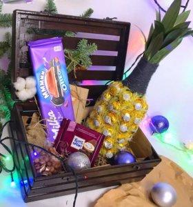 Ящик с подарками