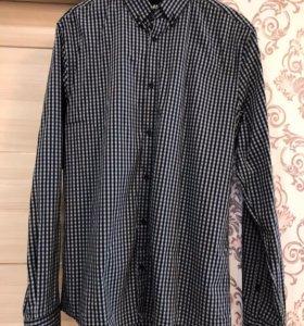 Рубашка мужская H&M новая 50/52 (L/XL)