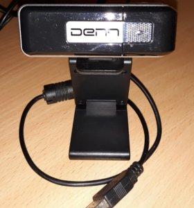 Веб-камера DENN DWC-670