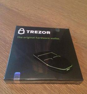 Аппаратный кошелёк Trezor Wallet