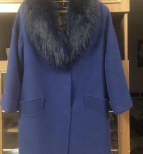 Женское пальто (зима)