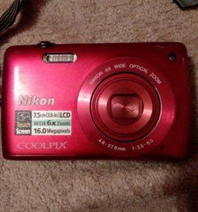 Фотоаппарат никон Nikon COOLPIX s 4200