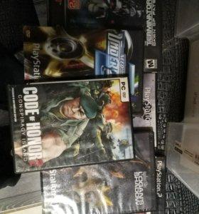 Диски для чипованой PlayStation 2