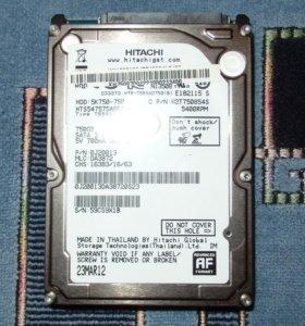 HDD 750 GB 2.5